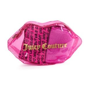 JUICY COUTURE 3 Piece Shower Hair Care Set